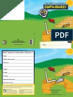 Caderno Edificadores Capa