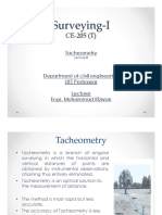 8-Tacheometry