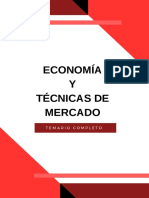 Temario Completo Economía
