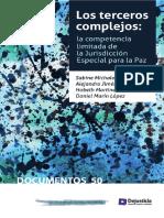 Los Terceros Complejos JEP