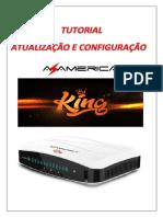 Tutorial Atualização e Configuração Do Azamerica King v1.0
