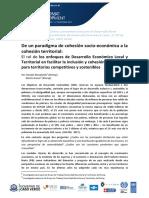 Desarrollo Económico Local y Territorial_Inclusión_cohesión