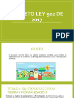 Decreto Ley 902 de 2017