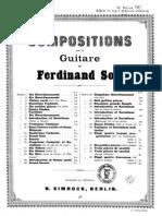 IMSLP45699-PMLP97592-Fernando Sor - 12 Etudes Op.6
