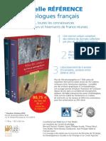 Atlas Des Oiseaux de France Métropolitaine - Présentation