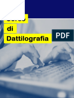 Corso Di Dattilografia Cieca