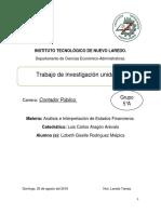 Tarea Ejecutivo Financiero AIEF