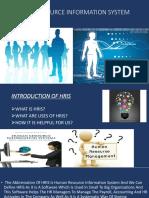 HRIS Presentation