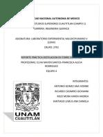 Informe Torre Empaque Azar Lem5