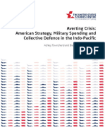 Averting 'Crisis'-American 'Strategy' Military Spending & Collective Defence in the Indo-Pacific - Northrup-Gruman_2019
