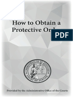 Protective Order - How To