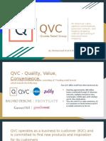 QVC - IT & Project Management (MA & PM)