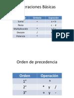 Clase Uso de Matlab