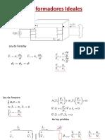 Redes I_unidad 9_2do Parcial _ Transformador Ideal