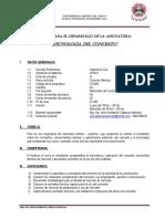 Silabo Tec Concreto-uac-2019 2 Jose Cabezas