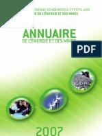 Annuaire Energie Mines Algerie