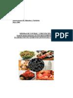 Medidas de Control y Prevención de Listeria Monocytogenes