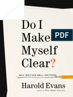 Do I Make Myself Clear - Evans_2017