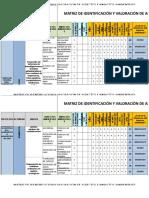 Matriz de Aspectos e Impactos Ambientales.xlsx