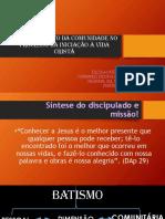 06 - o Envolvimento Da Comunidade No Processo Da Iniciação à Vida Cristã
