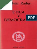 Rader Melvin - Etica Y Democracia.PDF
