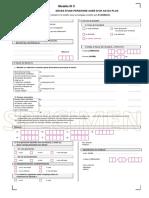certificat de décès belga