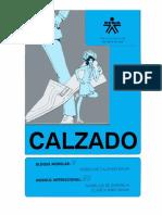 Modelaje de Zapatilla
