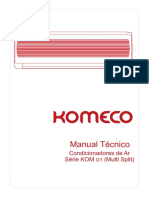 Manual Tecnico Kom g1