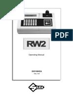 Rw2 User Manual