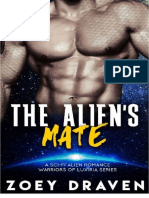 2. Alien's Mate
