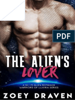 3. The Alien's Lover