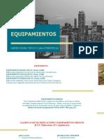 EQUIPAMIENTOS - DEFINICION