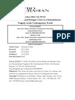 REFUGEE CRISIS CONTEMPORARY WORLD.pdf