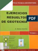 Ejercicios Resueltos de Geotecnia, Tomo I - A. Matías Sánchez-FREELIBROS.org