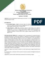 Sentencia de Admision y Acumulacion TIAR de TSJ Legítimo