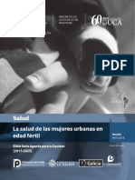 2018 Observatorio Documento Investigacion Salud Mujeres