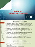 Módulo 3 Stocks