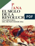 El Siglo de La Revolución - Josep Fontana