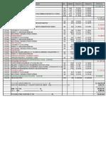 Presupuesto Colegio Pampa de La Isla