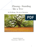 Bettencourt Chikung Standing Like a Tree