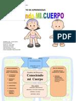 Proyecto Conociendo Mi Cuerpo Mibelli.