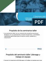 Presentación Proyecto Seminario-taller Medellín