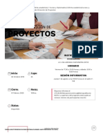 Diplomado Dirección de Proyectos _ Ibero