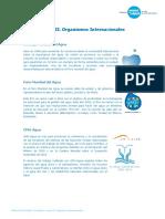 Anexo II Organismos Internacionales