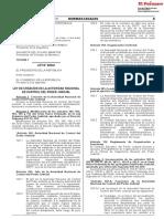 Ley 30943 - Ley de creación de la Autoridad Nacional de Control del PJ.pdf