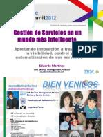 Eduardo Martinez-Aportando Innovacion a Traves de La Visibilidad
