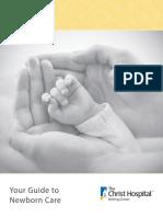 Newborn Care Booklet