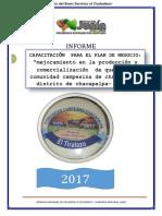 Informe GRJ CHACAPALPA