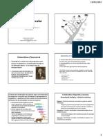 Sistemática e taxonômia