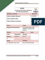 informe 6 dipositivos